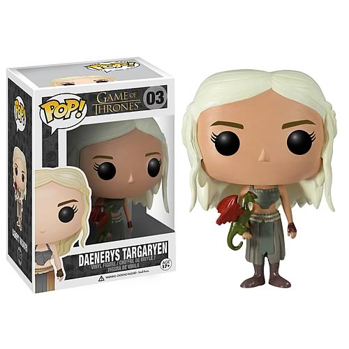 Funko Pop! GOT 03: Game of Thrones – Daenerys Targaryen