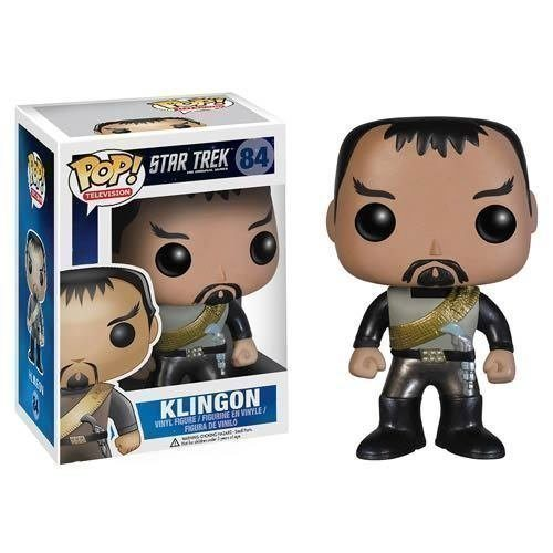 Funko Pop! TV 84: Star Trek – TOS Klingon