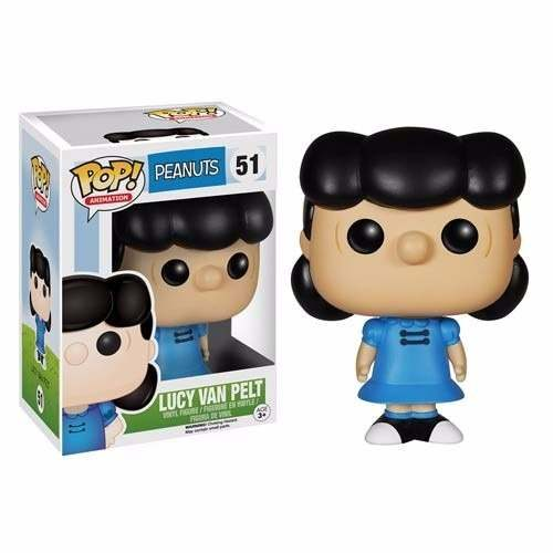 Funko Pop! Peanuts 51: Lucy Van Pelt