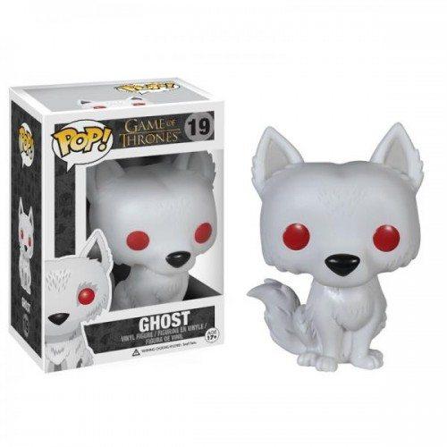 Funko Pop! TV 19: Game of Thrones – Direwolf Ghost