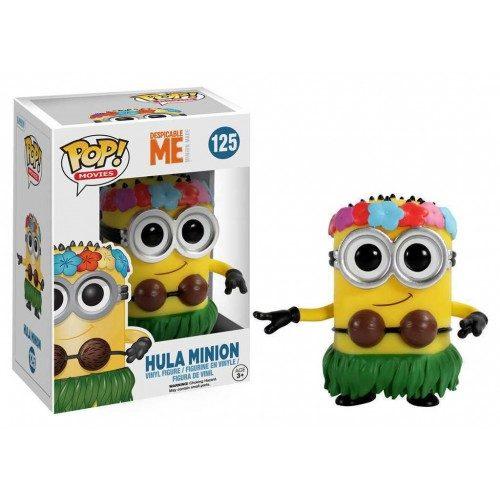 Funko Pop! Movies 125: Despicable Me - Hula Minion