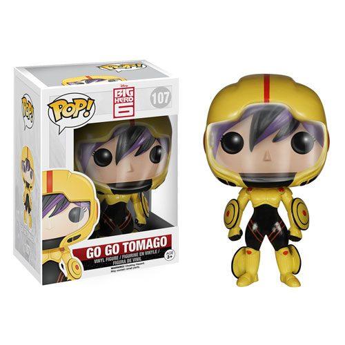 Funko Pop! Disney 107: Big Hero 6 – Gogo Tomago