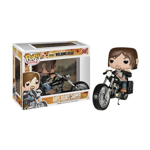 Funko Pop! Rides 08: The Walking Dead – Daryl Dixon's Chopper