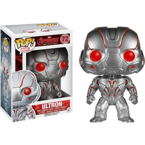 Funko Pop! Marvel 72: Age of Ultron – Ultron