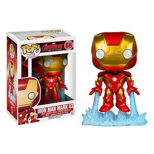 Funko Pop! Marvel 66: Age of Ultron – Iron Man Mark 43
