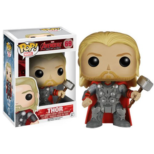 Funko Pop! Marvel 69: Age of Ultron – Thor