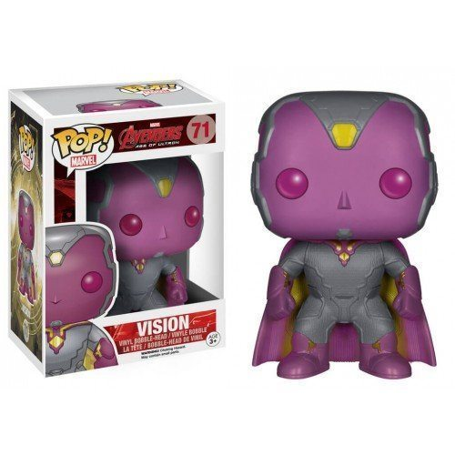 Funko Pop! Marvel 71: Age of Ultron – Vision