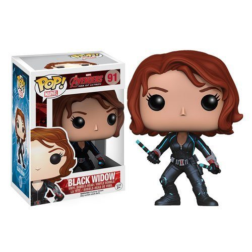 Funko Pop! Marvel 91: Age of Ultron – Black Widow