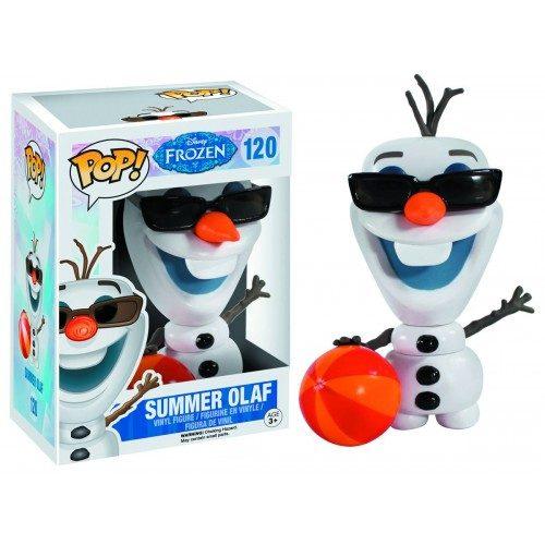 Funko Pop! Disney 120: Frozen – Summer Olaf
