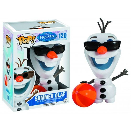 Funko Pop! Disney 120: Frozen – Summer Olaf