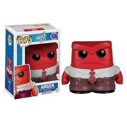 Funko Pop! Disney 136: Inside Out – Anger
