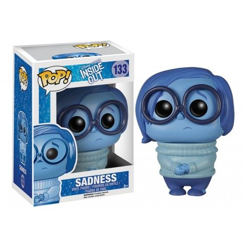 Funko Pop! Disney 133: Inside Out – Sadness