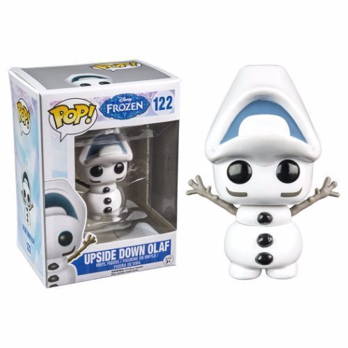 Funko Pop! Disney 122: Frozen - Upside Down Olaf