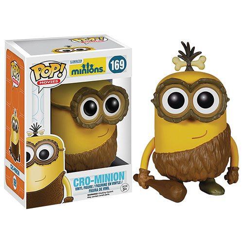 Funko Pop! Movies 169: Minions - Cro-Minion