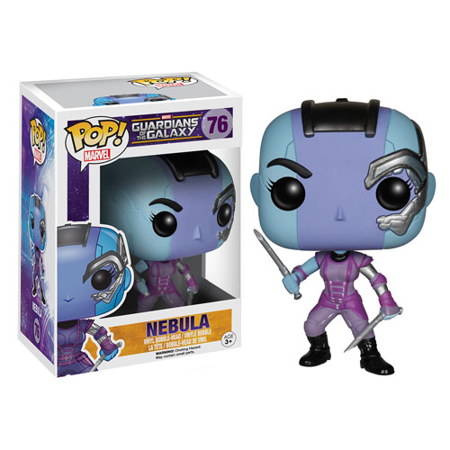 Funko Pop! Marvel 76: Guardians of the Galaxy - Nebula