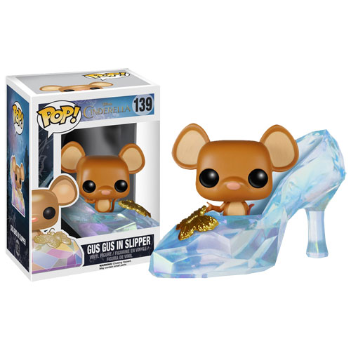 Funko Pop! Disney 139: Cinderella Movie - Gus-Gus