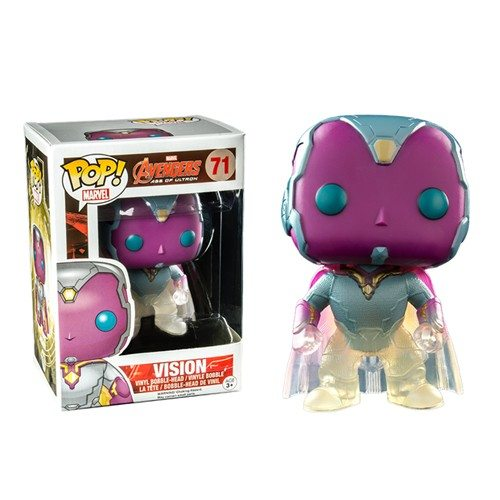 Funko Pop! Marvel 71: Age of Ultron - Faded Vision