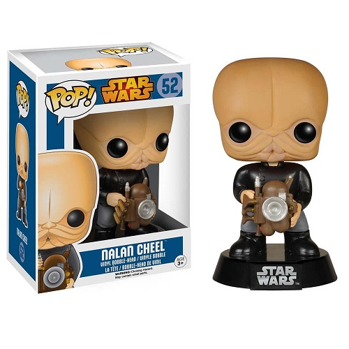 Funko Pop! Star Wars 52: Nalan Cheel