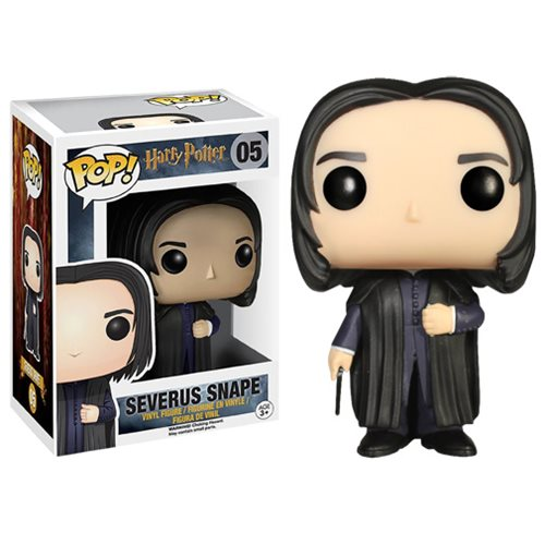 Funko Pop! Movies 05: Harry Potter - Severus Snape