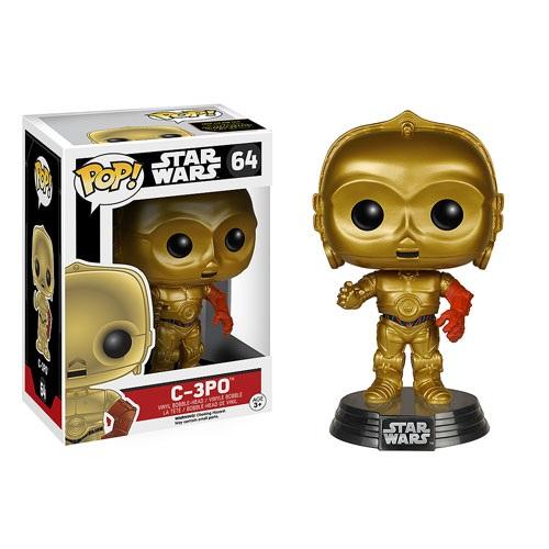 Funko Pop! Star Wars 64: The Force Awaken - C-3PO