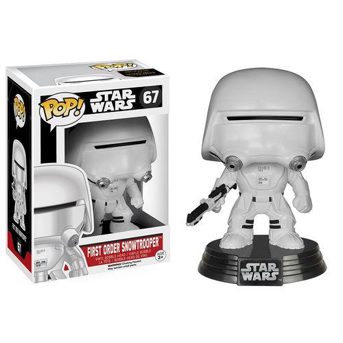 Funko Pop! Star Wars 67: The Force Awaken – First Order Snowtrooper