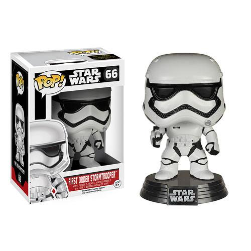 Funko Pop! Star Wars 66: The Force Awaken – FO Stormtrooper