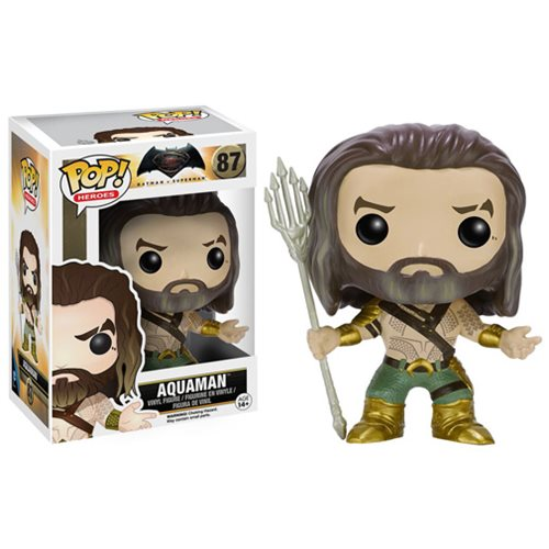 Funko Pop! Heroes 87: Batman Vs Superman – Aquaman