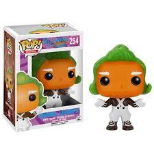 Funko Pop! Movies 254: Willy Wonka – Oompa Loompa