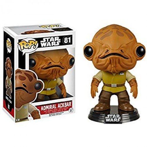 Funko Pop! Star Wars 81: The Force Awaken - Admiral Ackbar