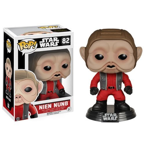 Funko Pop! Star Wars 82: The Force Awaken - Nien Nunb