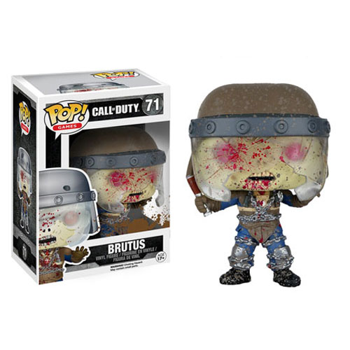 Funko Pop! Games 071: Call of Duty - Brutus