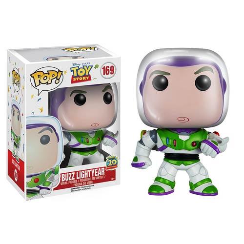 Funko Pop! Disney 169: Toy Story - Buzz