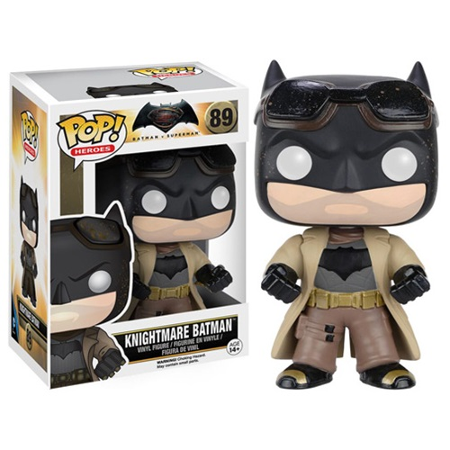 Funko Pop! Heroes 89: Batman Vs Superman – Knightmare Batman
