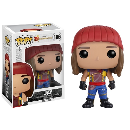 Funko Pop! Disney 196: Disney Descendants – Jay