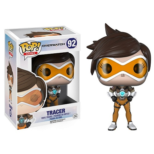 Funko Pop! Games 92: Overwatch - Tracer