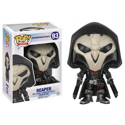 Funko Pop! Games 93: Overwatch – Reaper