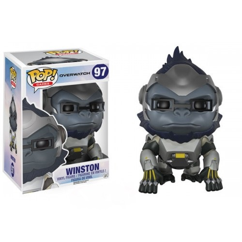 Funko Pop! Games 97: Overwatch – Winston