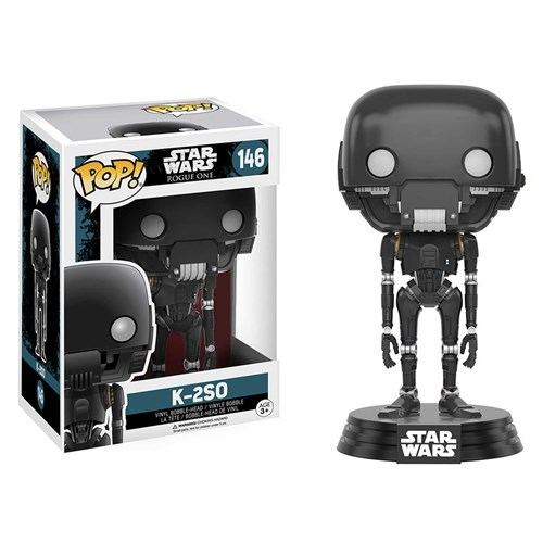 Funko Pop! Star Wars 146: Star Wars Rogue One - K-2SO
