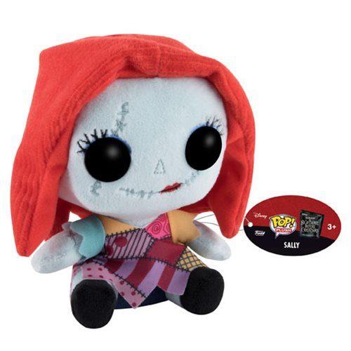 Plush Regular: Nightmare Before Christmas  - Sally