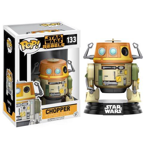 Funko Pop! Star Wars 133: Rebels – Chopper