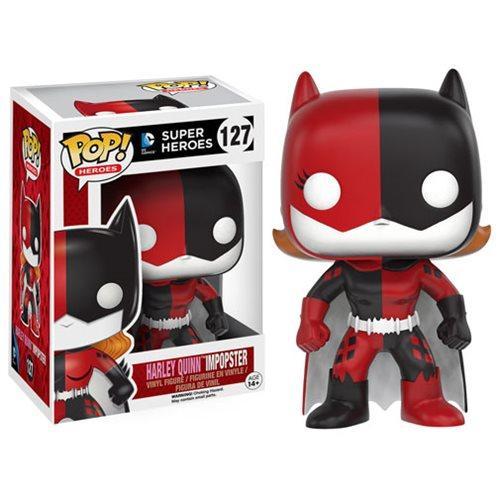 Funko Pop! Heroes 127: Impopster Harley Quinn