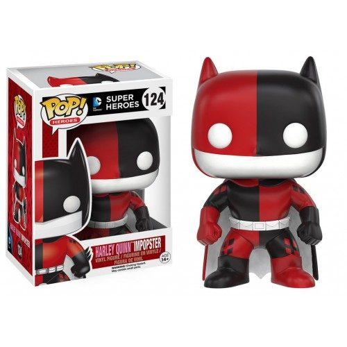 Funko Pop! Heroes 124: Impopster Harley Quinn