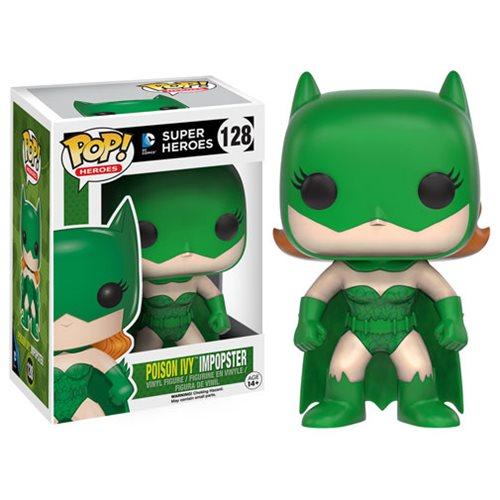 Funko Pop! Heroes 128: DC Super Heroes -  Impopster Poison Ivy Batgirl