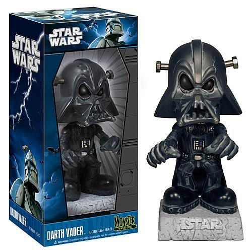 Bobble-head: Star Wars Monster Mash-Up - Darth Vader