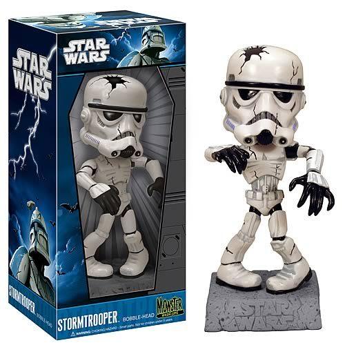 Bobble-head: Star Wars Monster Mash-Up - Stormtrooper