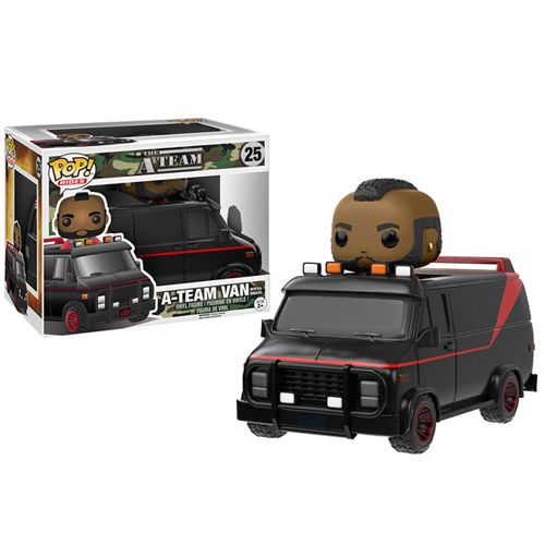 Funko Pop! Rides 25: A-Team Van