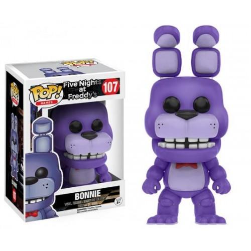 Funko Pop! Games 107: Five Nights At Freddy's – Bonnie