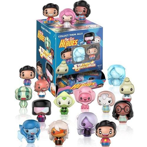 Funko Pint Size Heroes: Steven Universe Heroes
