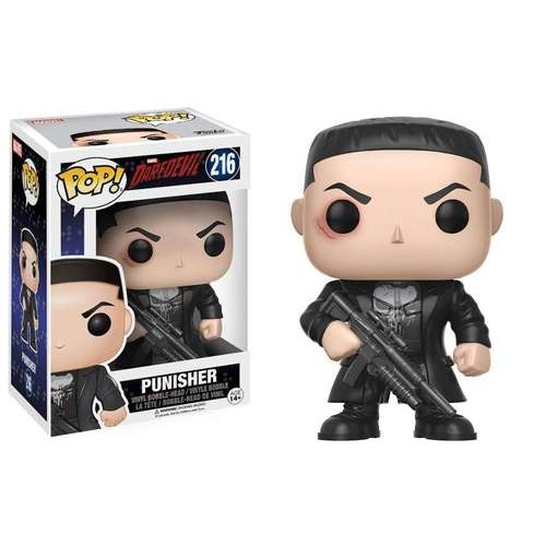 Funko Pop! Marvel 216: The Punisher