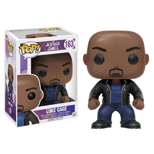 Funko Pop! Marvel 163: Jessica Jones - Luke Cage